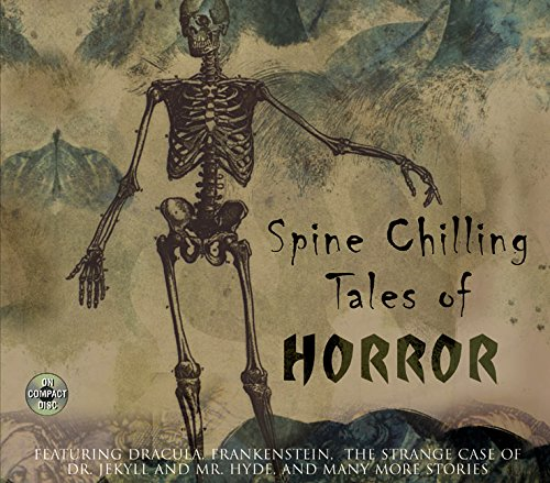 Image for Spine Chilling Tales of Horror:A Caedmon Collection CD