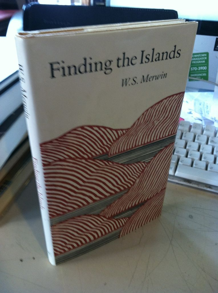Image for Finding the islands