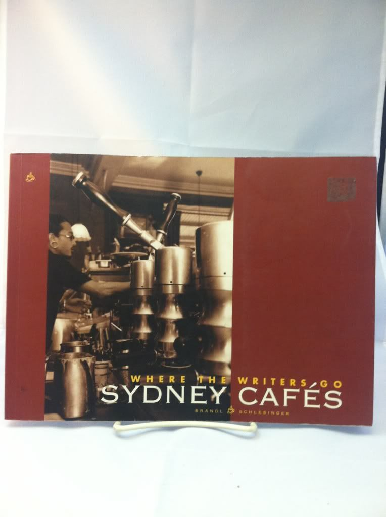 Image for Sydney Cafes: Where the Writers Go