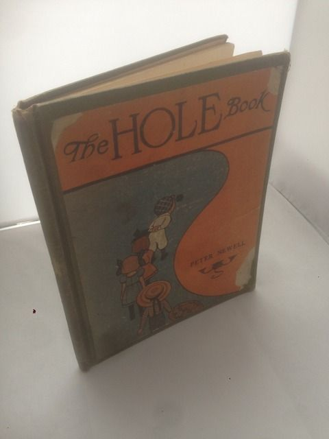 Image for The Hole Book (1908) Harper & Brothers