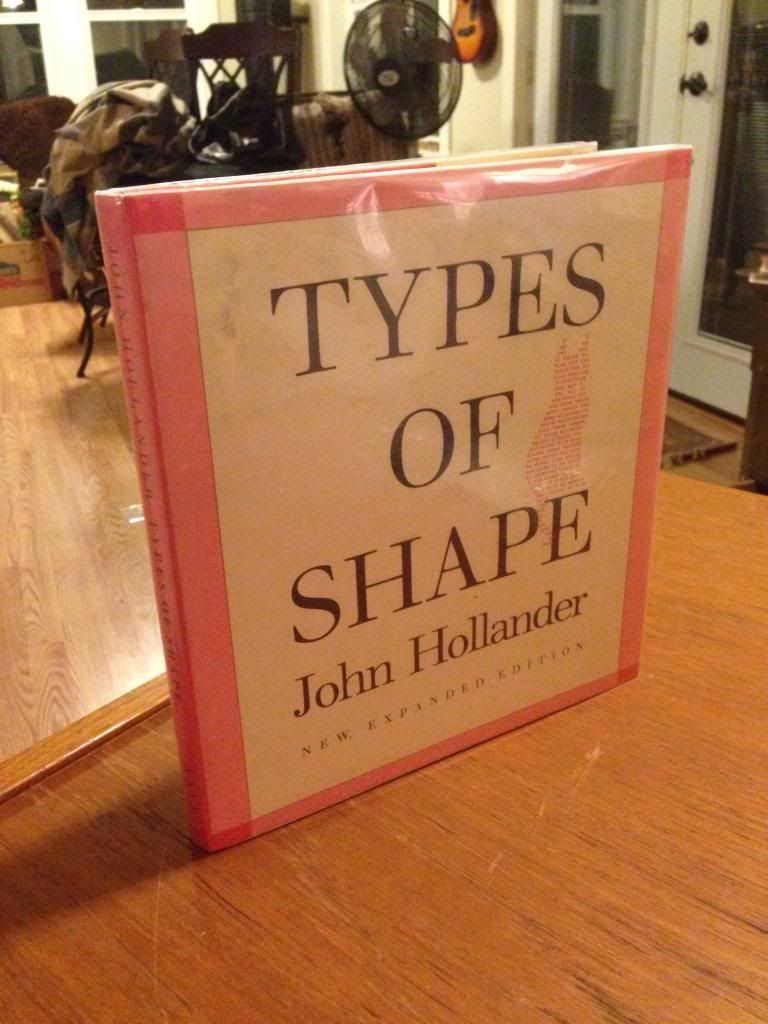 Image for Types of Shape, New, Expanded Edition
