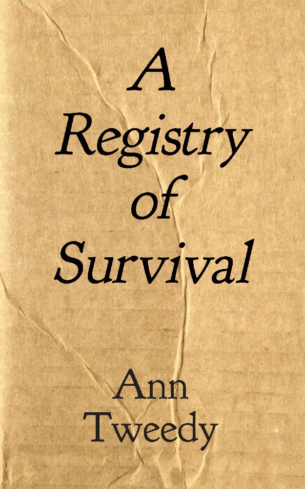 Image for A Registry of Survival