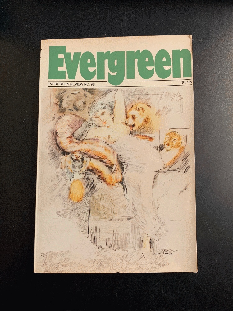 Image for Evergreen Review No. 98