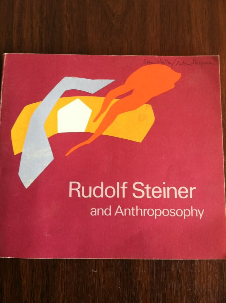Image for Rudolf Steiner and Anthroposophy