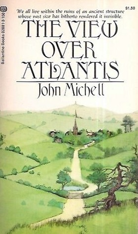 Image for The View Over Atlantis by John Mitchell (1973) Paperback