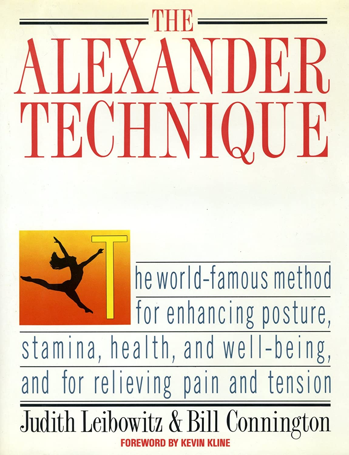 Image for The Alexander Technique.