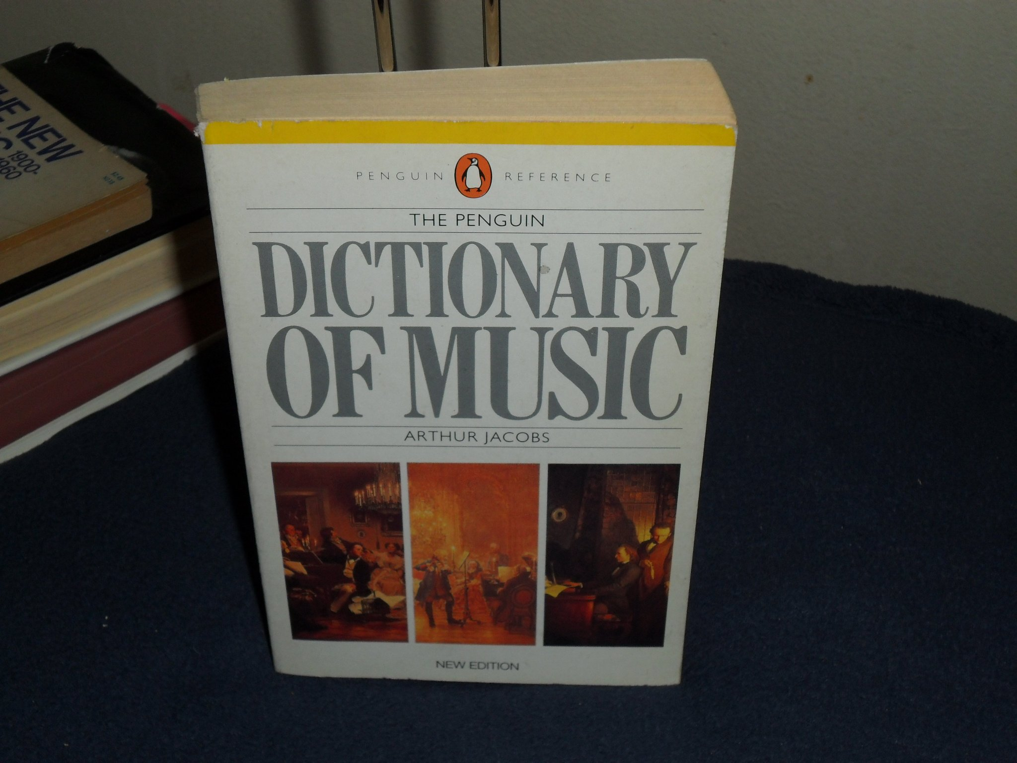 Image for Dictionary of Music, The Penguin: Fifth Edition (Dictionary, Penguin)