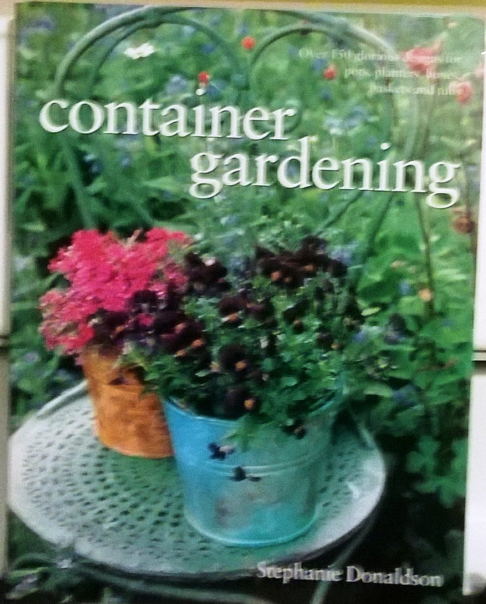 Image for Container Gardening
