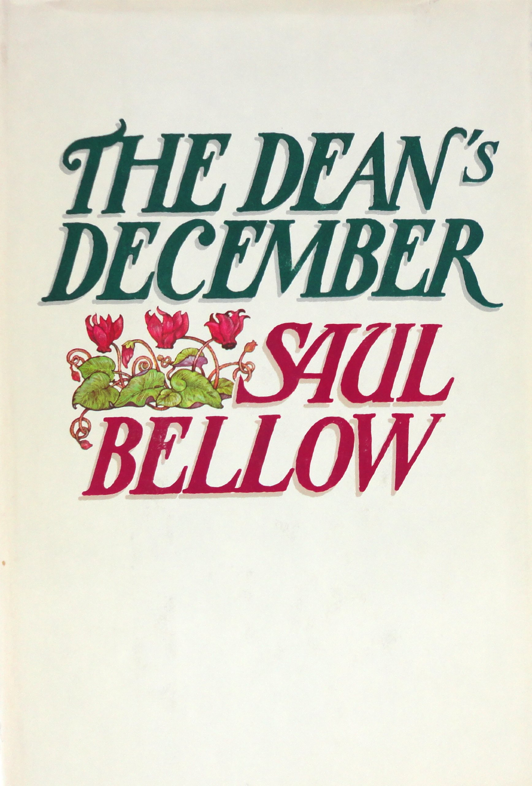 Image for The Dean's December