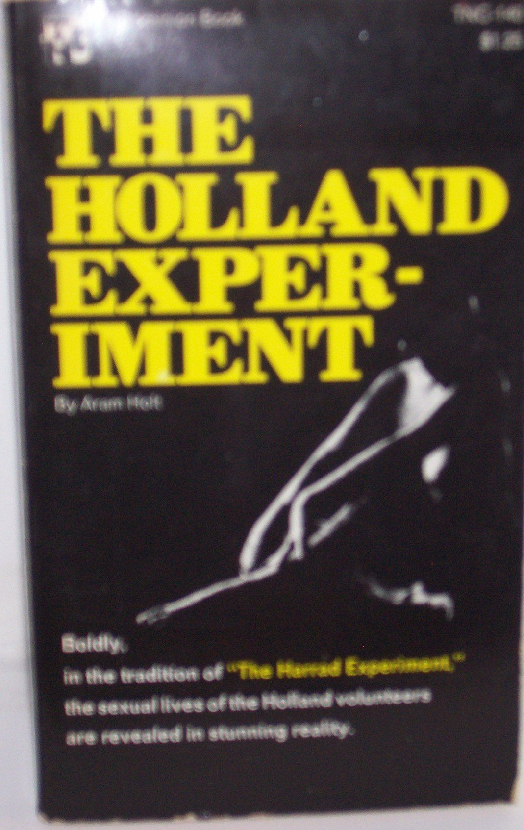Image for The Holland Experiment
