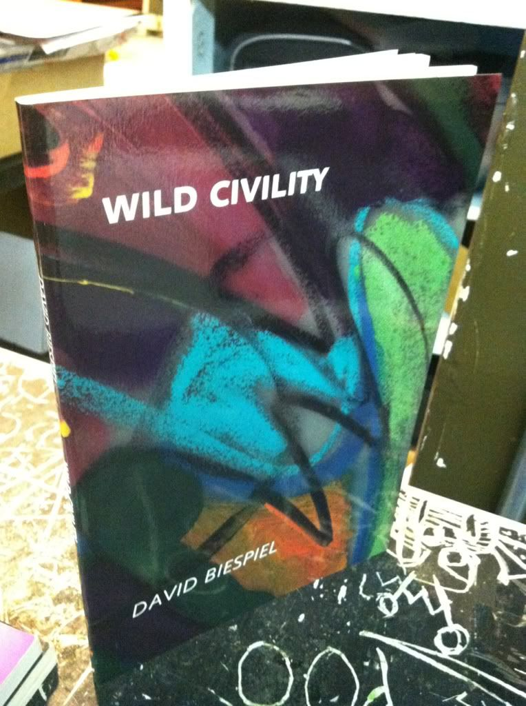 Image for Wild Civility (Pacific Northwest Poetry Series)