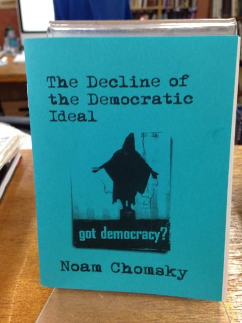 Image for Decline of the Democratic Ideal