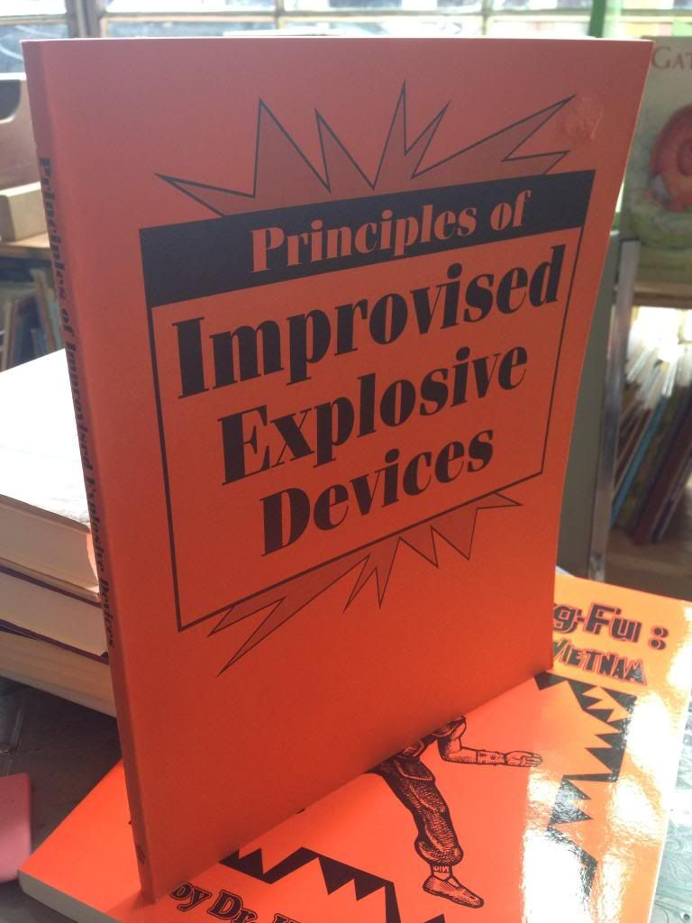 Image for Principles of Improvised Explosive Devices