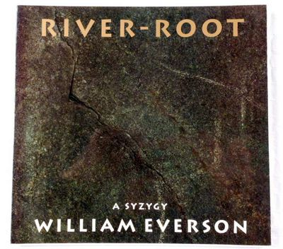 Image for River-Root: A Syzygy (Revised Edition)