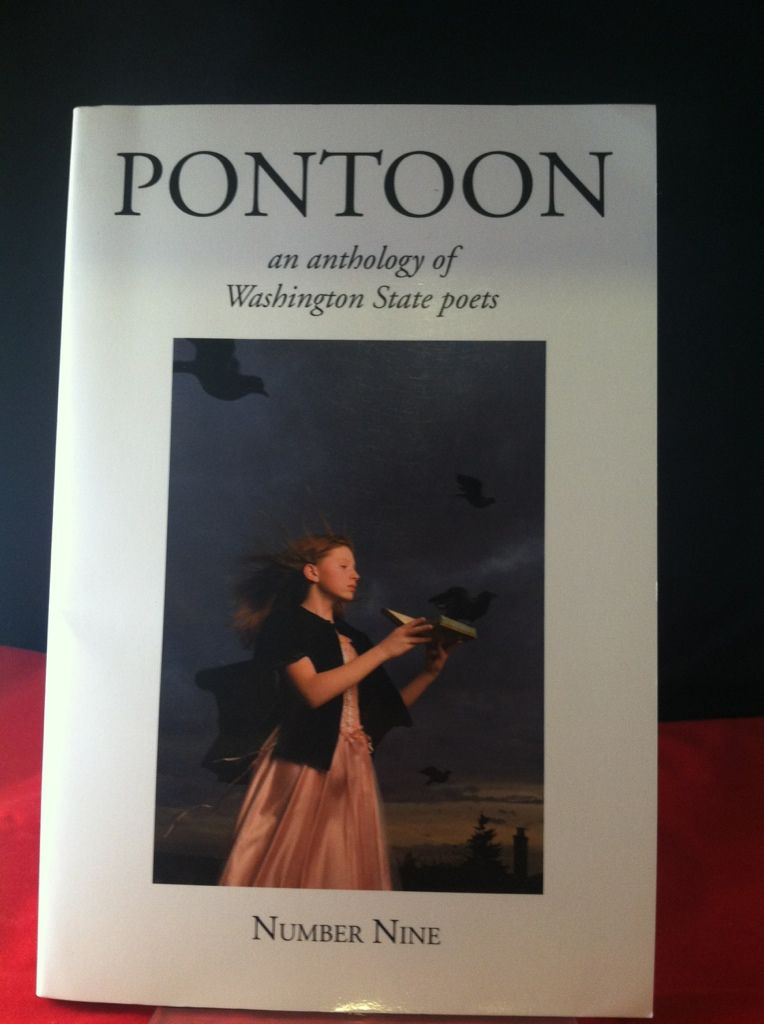 Image for Pontoon: an anthology of Washington State poets Number Nine