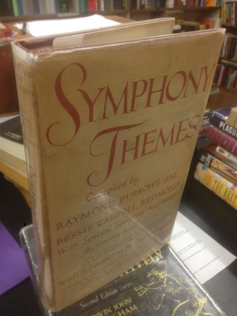 Image for Symphony Themes, Compiled by Raymond Burrows [And] Bessie Carroll Redmond with Special Editorial Assistance by George Szell