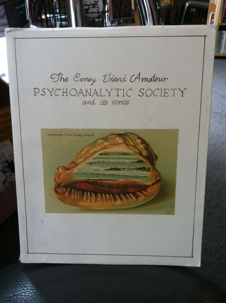 Image for The Coney Island Amateur Psychoanalytic Society and Its Circle
