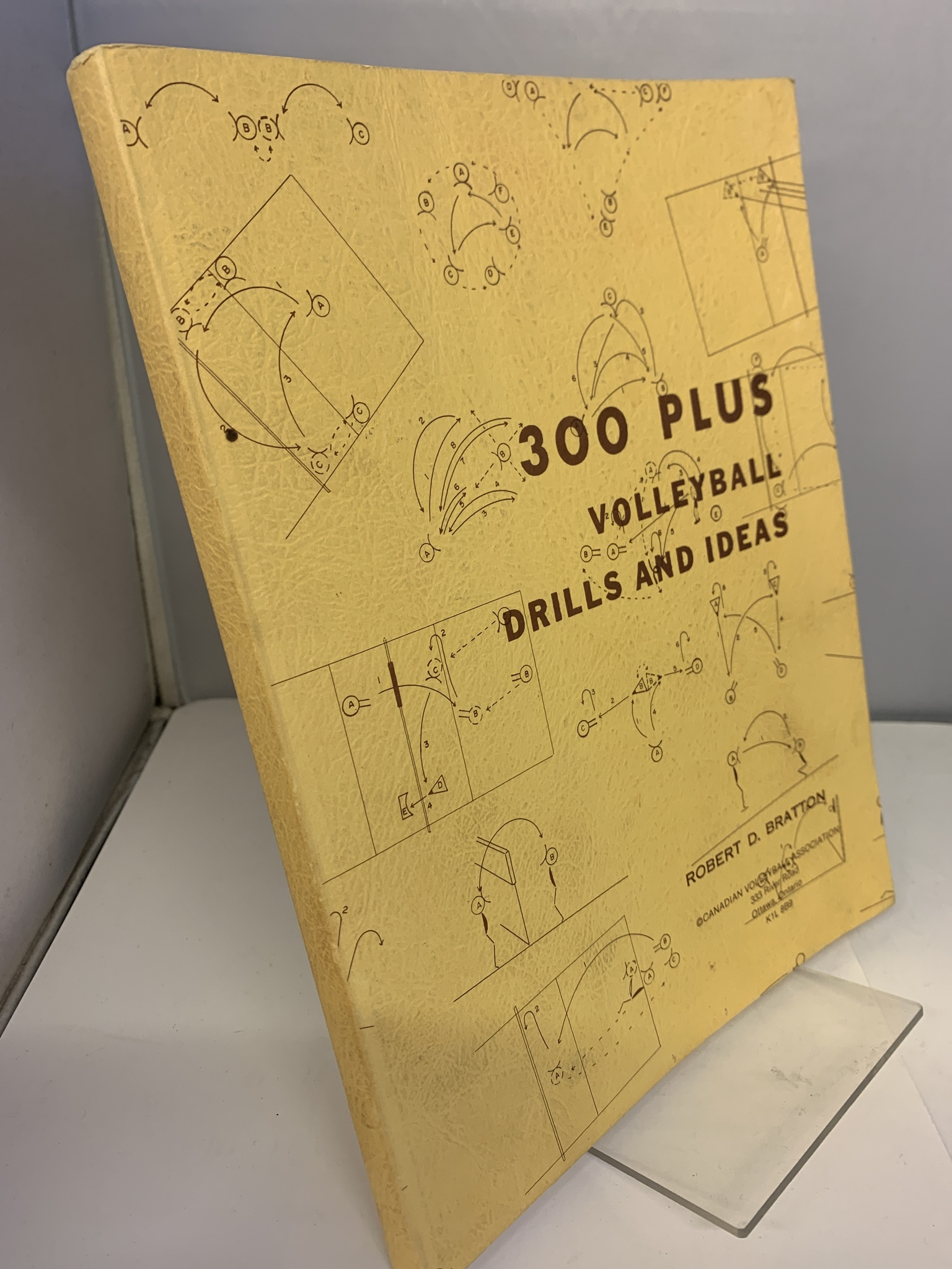Image for 300 Plus Volleyball Drills and Ideas