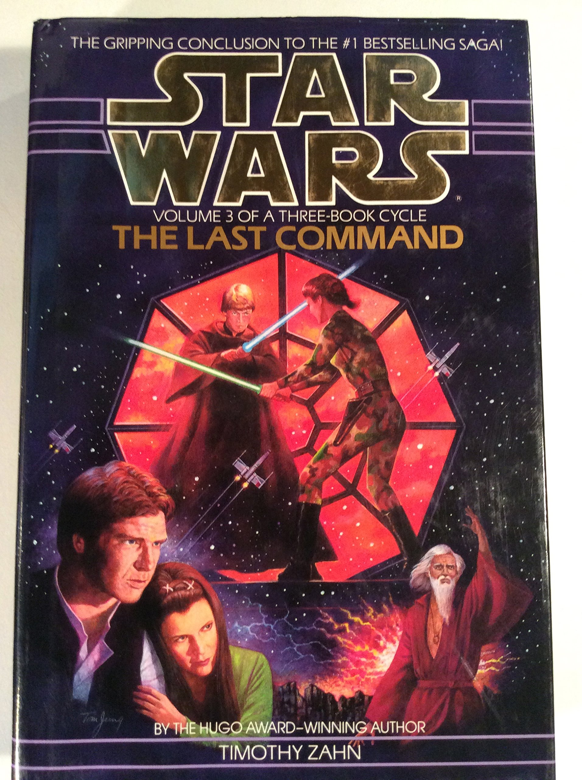 Image for Star Wars: The Last Command