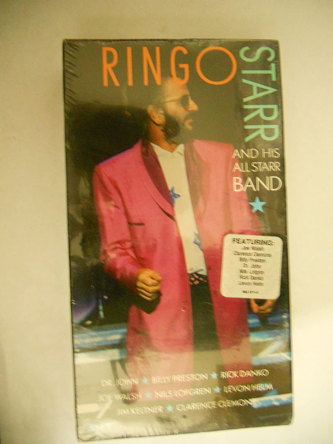 Image for Ringo Starr and his All Starr Band [VHS]