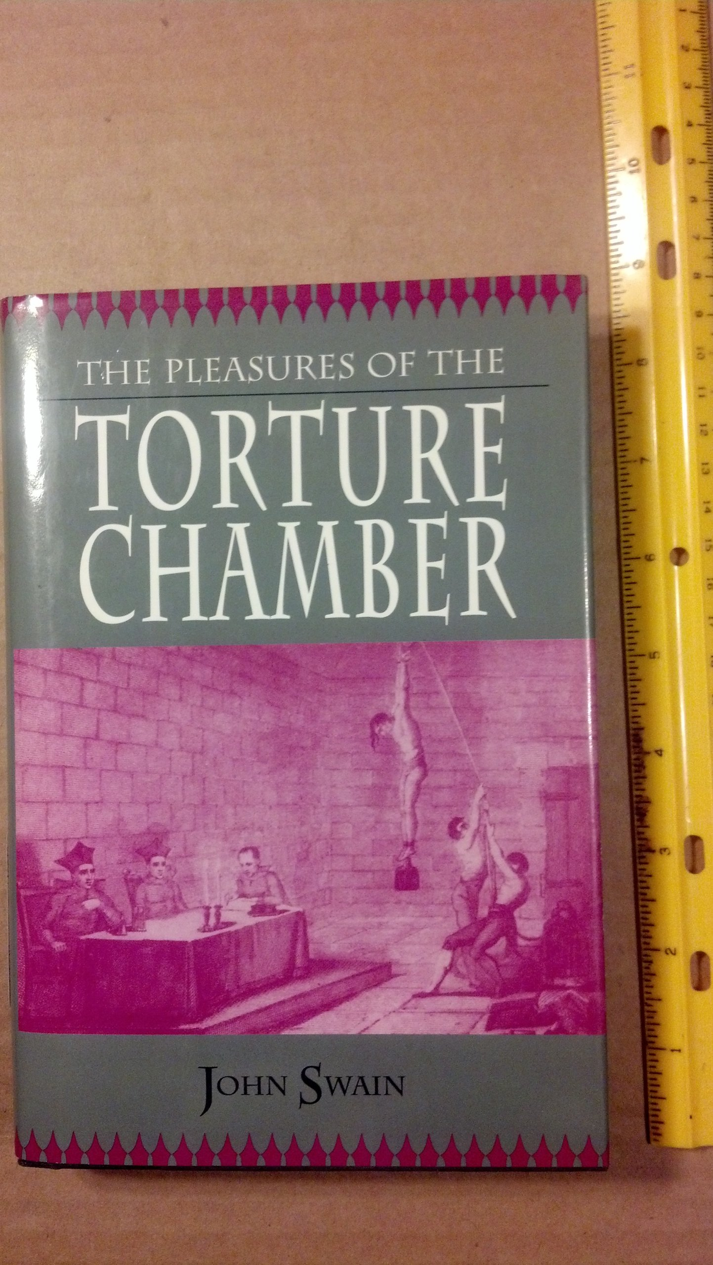 Image for Pleasures of the Torture Chamber