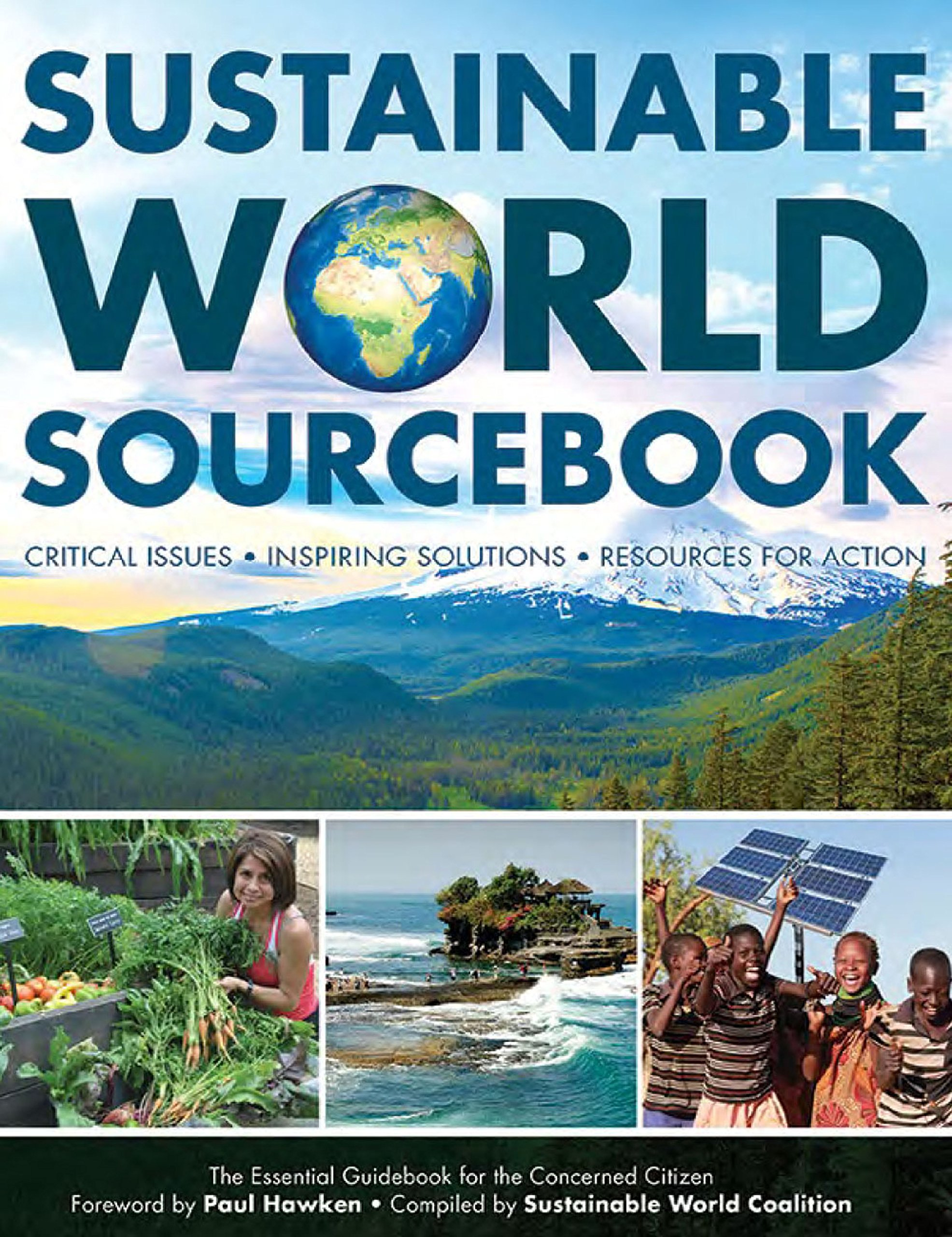 Image for Sustainable World Sourcebook, Critical Issues â?¢ Inspiring Solutions â?¢ Resources for Action, the Essential Guidebook for the Concerned Citizen
