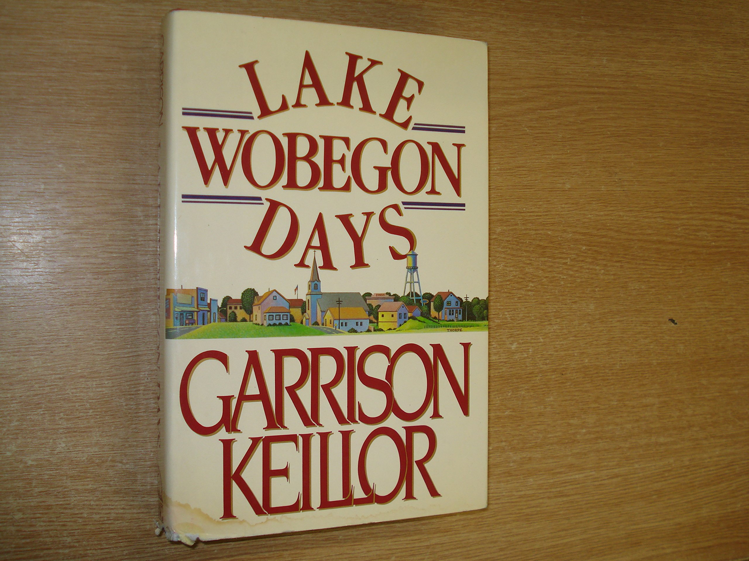 Image for Lake Wobegon Days