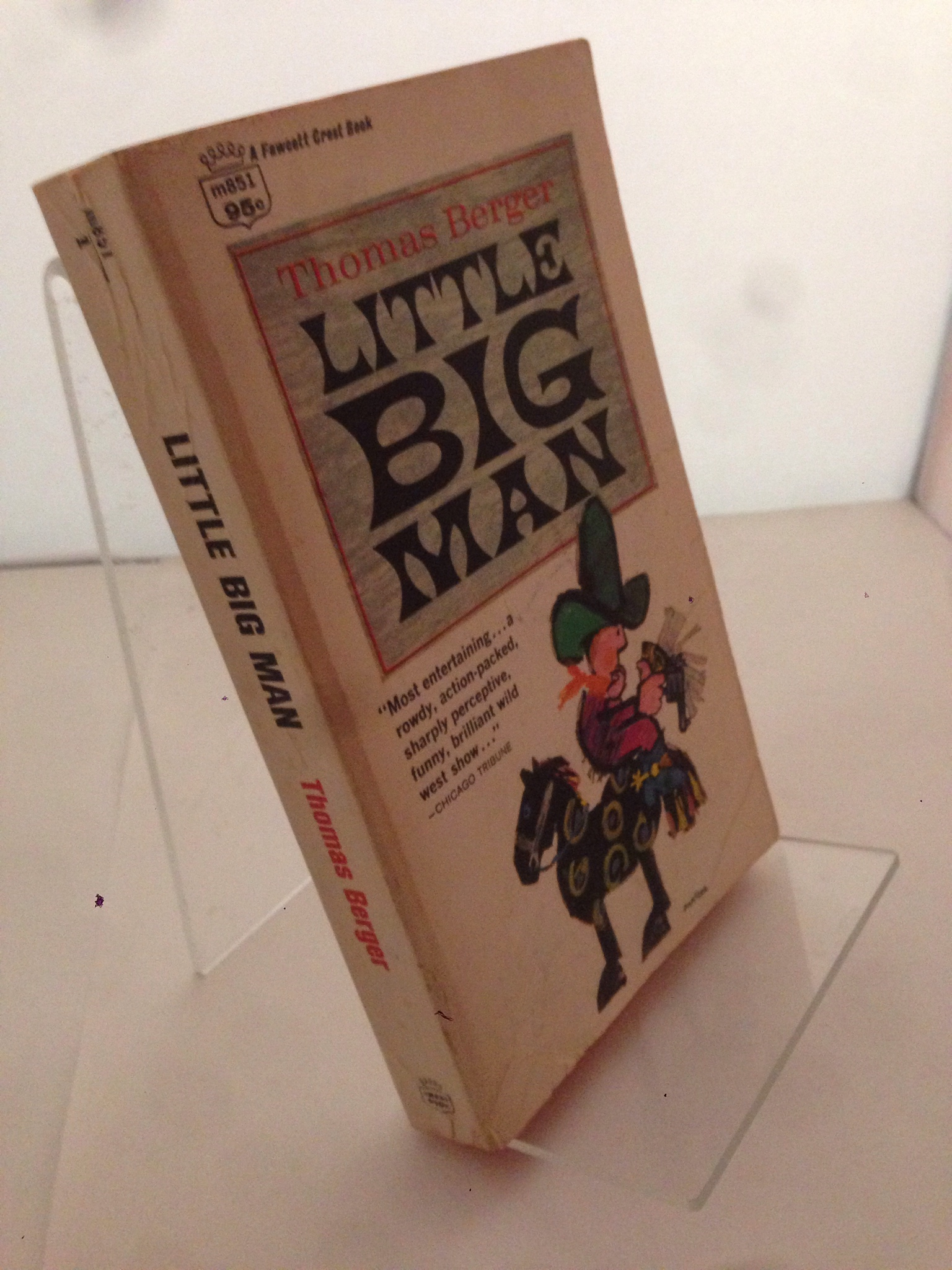 Image for LITTLE BIG MAN