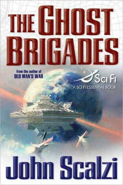 Image for The Ghost Brigades (A Sci Fi Essential Book)