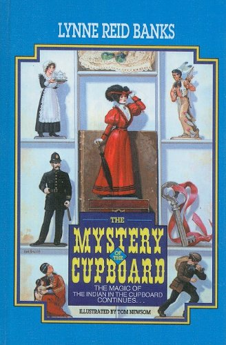 Image for The Mystery of the Cupboard