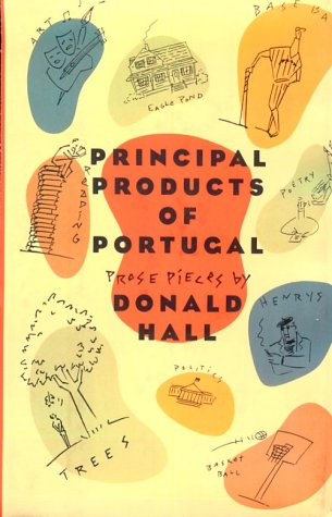 Image for Principal Products of Portugal: Prose Pieces