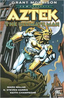 Image for JLA Presents: Aztek - the Ultimate Man