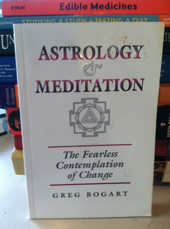 Image for Astrology and Meditation