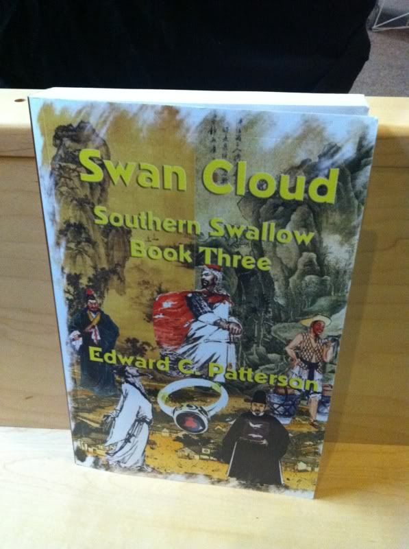 Image for Swan Cloud - Southern Swallow Book III
