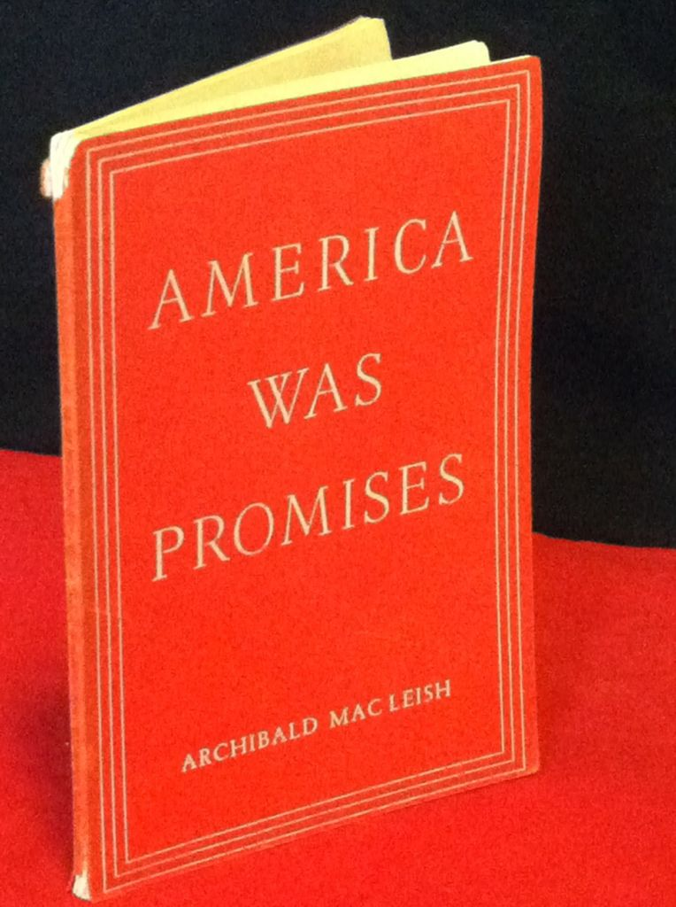Image for America was promises.