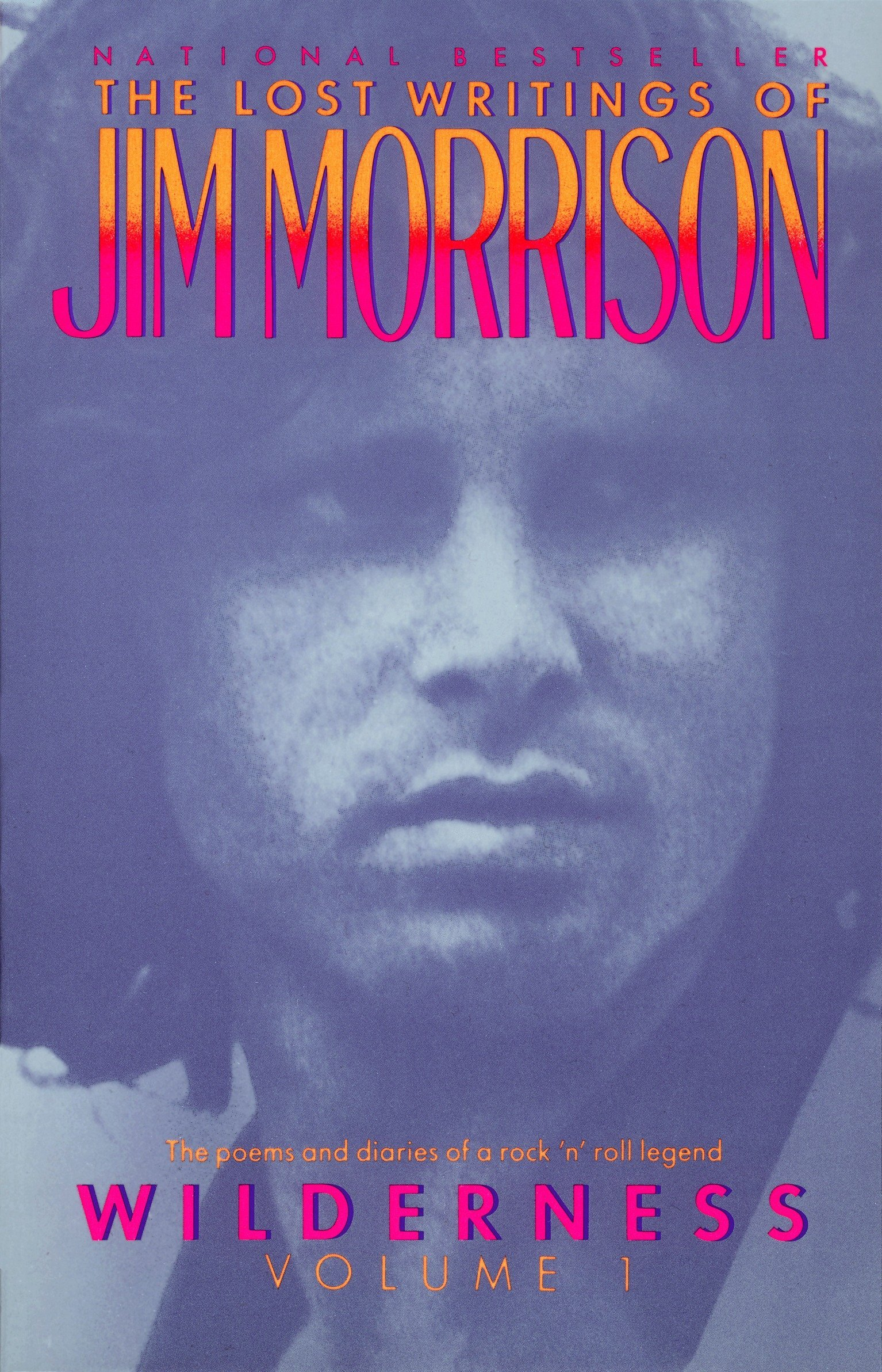 Image for The Lost Writings of Jim Morrison, Vol. 1: Wilderness