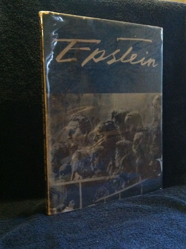 Image for Epstein: A Camera Study of the Sculptor at Work