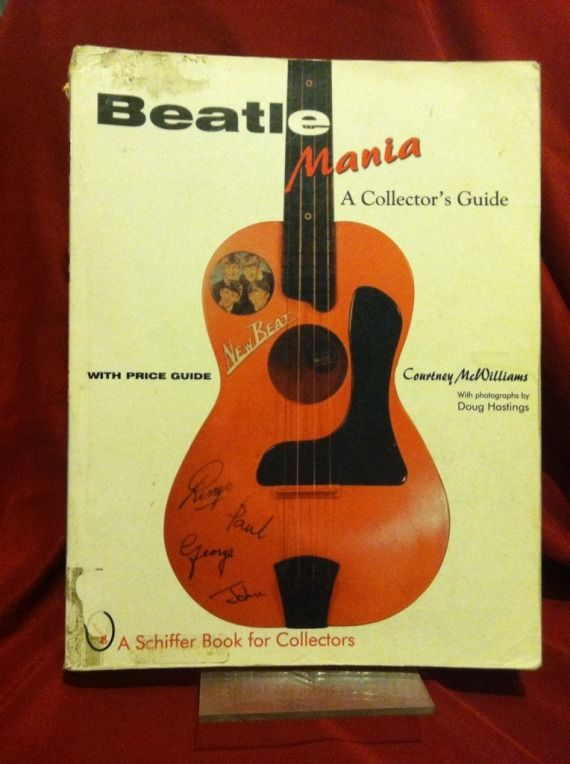 Image for Beatle Mania: An Unauthorized Collector's Guide