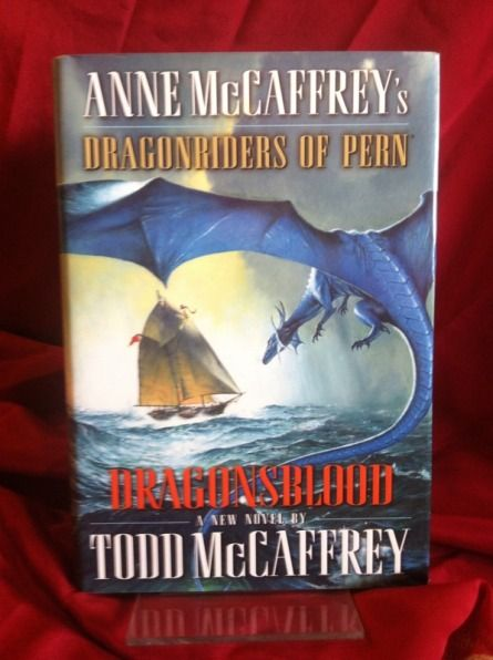 Image for Dragonsblood (Dragonriders of Pern)