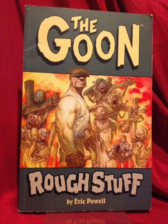 Image for The Goon: Rough Stuff (Goon (Unnumbered))