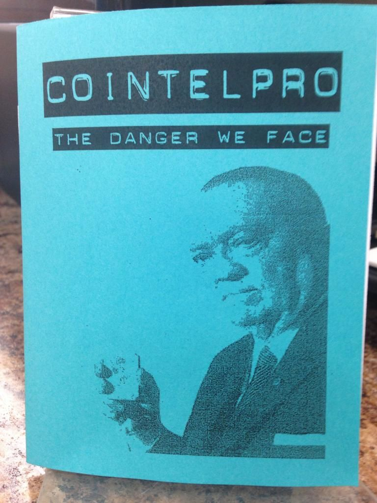 Image for COINTELPRO by Insurgency Culture Collective