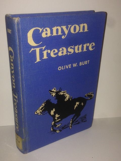 Image for Canyon Treasure