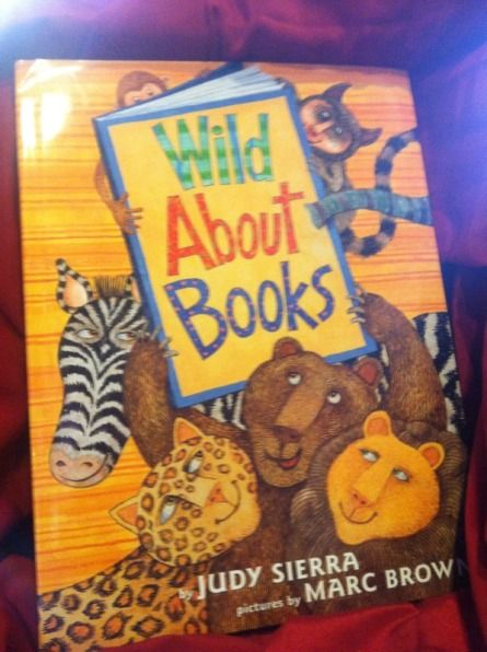 Image for Wild About Books