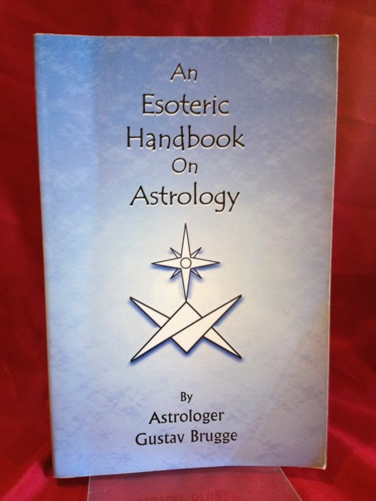 Image for An Esoteric Handbook On Astrology