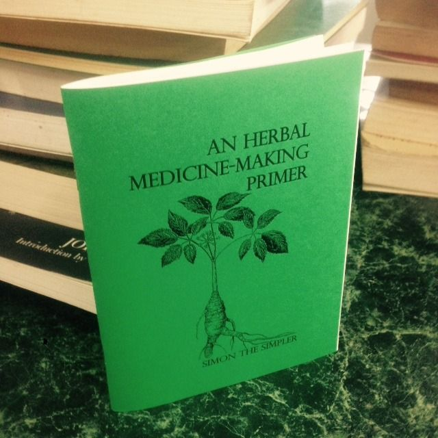 Image for Herbal Medicine-Making Primer by Laura Luddite