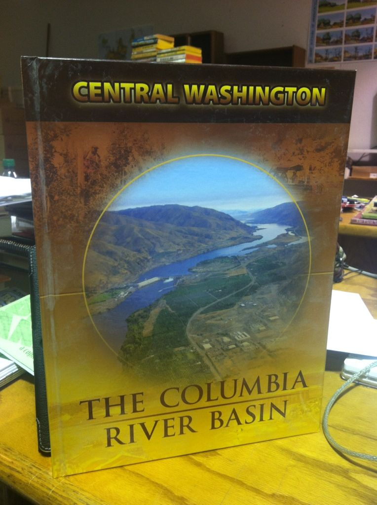 Image for Columbia River Basin : Central Washington