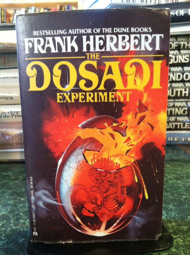 Image for Dosadi Experiment