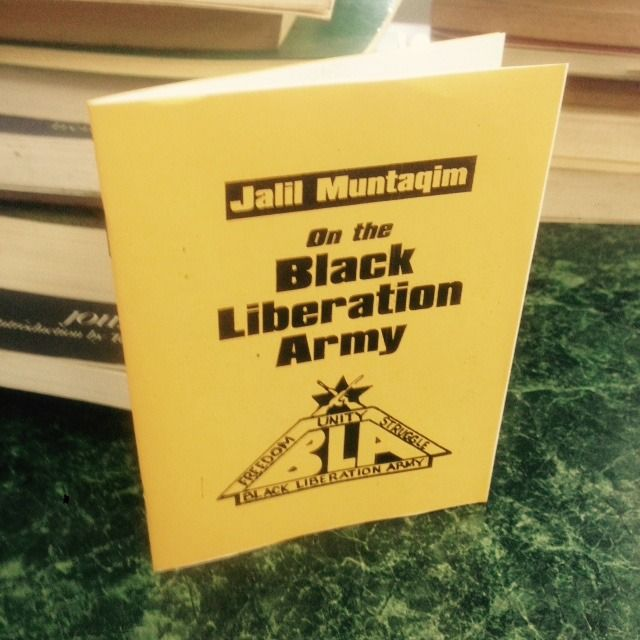 Image for On the Black Liberation Army