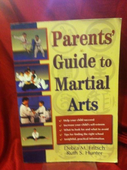 Image for Parents' Guide to Martial Arts
