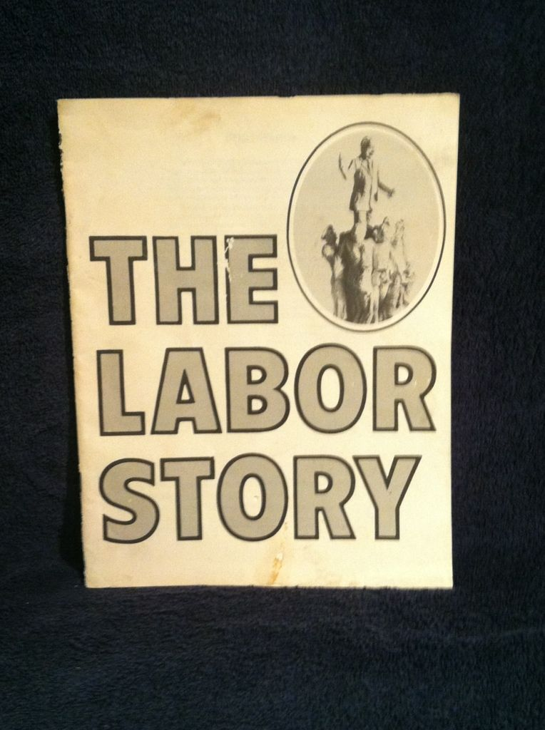 Image for The Labor Story